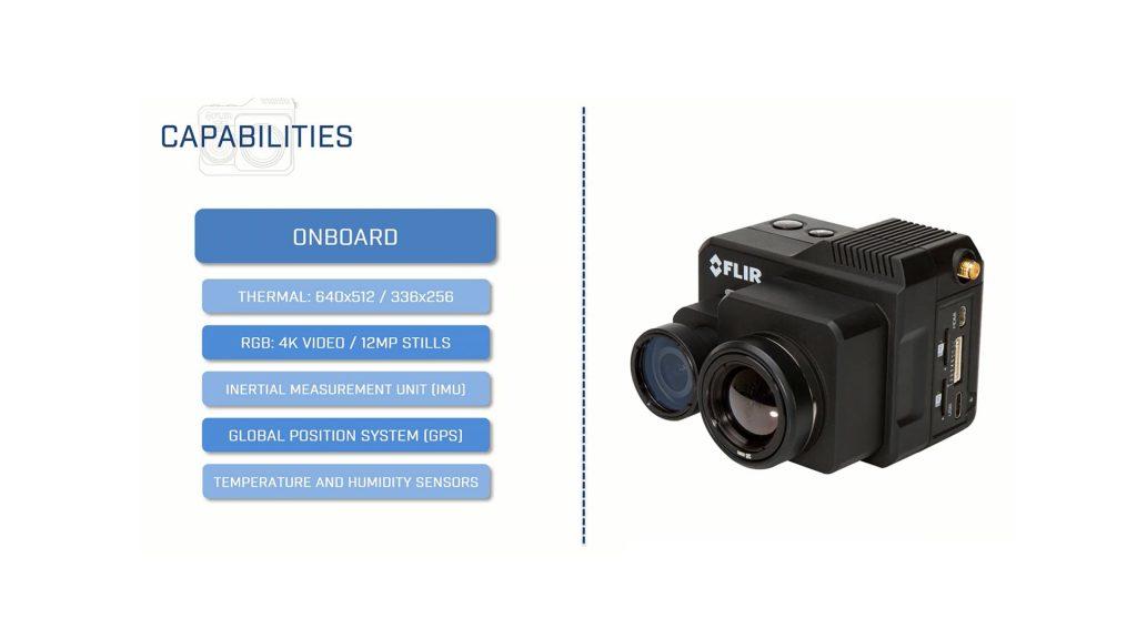 FLIR DUO PRO R capabilities2