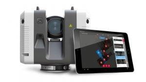 escáner láser RTC360