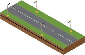 Cómo funciona un localizador de cables subterráneos