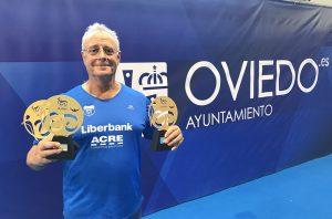 Pedro Martín Delgado. CEO de ACRE y nadador de C. Monteverde
